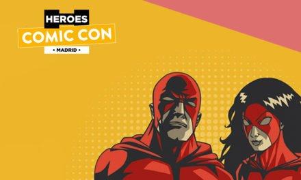 Así fue la Heroes Comic Con