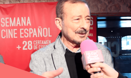 Entrevista a Juan Diego || 36 Semana de Cine Español de Carabanchel