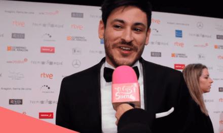 Entrevista a Cepeda de OT 2017 || Premios Forqué