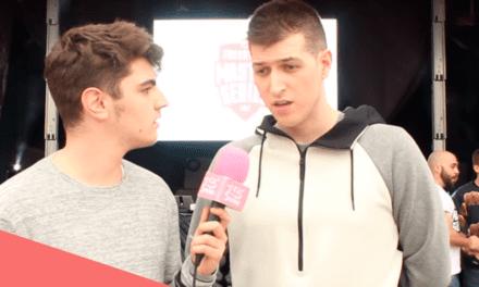 Entrevista a Chuty || FMS Murcia