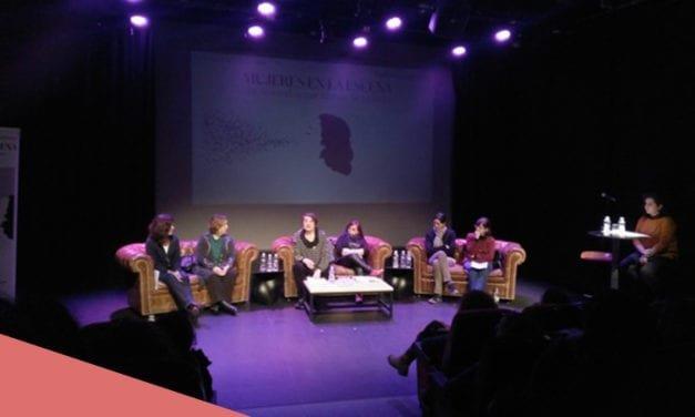 Las dramaturgas toman la palabra en el Teatro Luchana