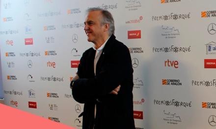 Entrevista a Paco Arango || Premios Forqué 2018