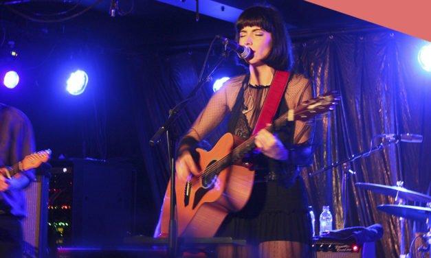 Nat Simons: 'El mejor regalo que me ha dado la música son experiencias'