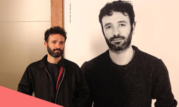 Rodrigo Sorogoyen recibe el Premio Málaga Talent