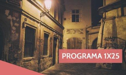 Programa 1×25: El cine invade Málaga, Infomix y lo mejor de la FMS