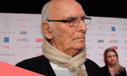 Entrevista a Carlos Saura || Premios Forqué 2018