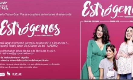 Estrógenos, una obra hecha por y para mujeres