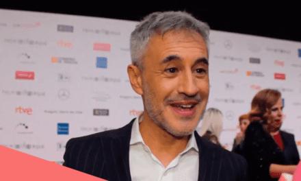 Entrevista a Sergio Dalma    Premios Forqué 2018