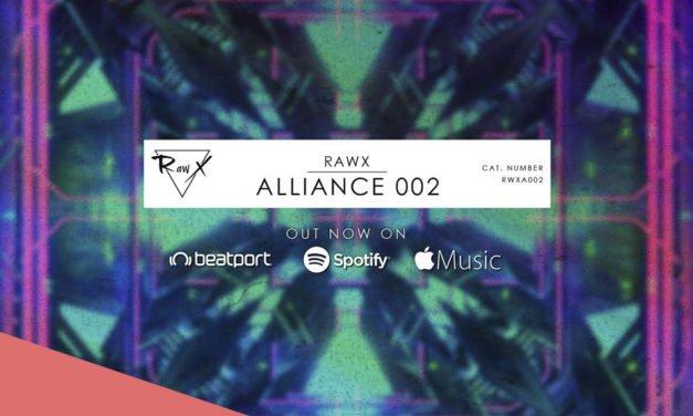 RawX Alliance, un proyecto nada común y original del sello independiente RawX Records.