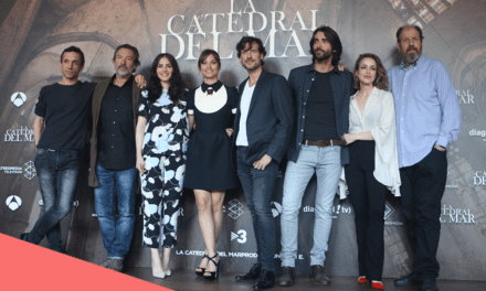 """""""La Catedral del Mar"""" la nueva apuesta de Atresmedia"""