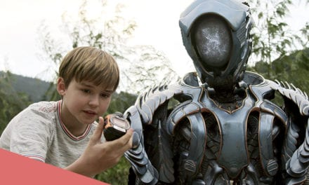 Lost in Space, la serie del robot sexy