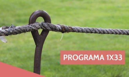 Programa 1×33: Delaporte, Alter Egos y despedidas