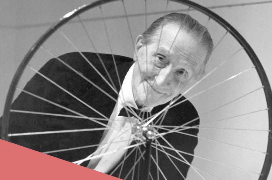 El de la bicicleta y el retrete que cambiaron el arte