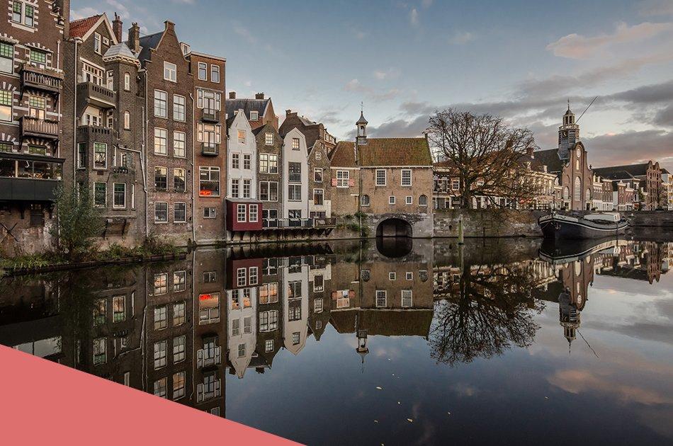 Algo estamos haciendo mal, viaje por Bélgica y Holanda