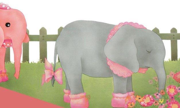 Rosa Caramelo: Feminismo para la infancia