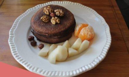 Recetas saludables: Queso batido y tortitas sanas