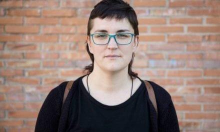 """Pamela Palenciano: """"Mi monologo ayuda poniendo espejos. Para cambiar el mundo hay que incomodarse"""""""