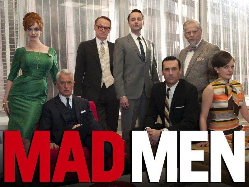 10 motivos por los que deberías ver 'Mad Men'