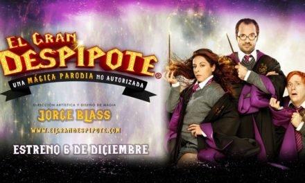 El Gran Despipote: la adaptación teatral de un mago nada conocido