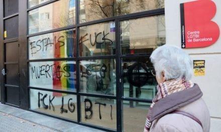 Barcelona y el primer centro de recursos LGTBI