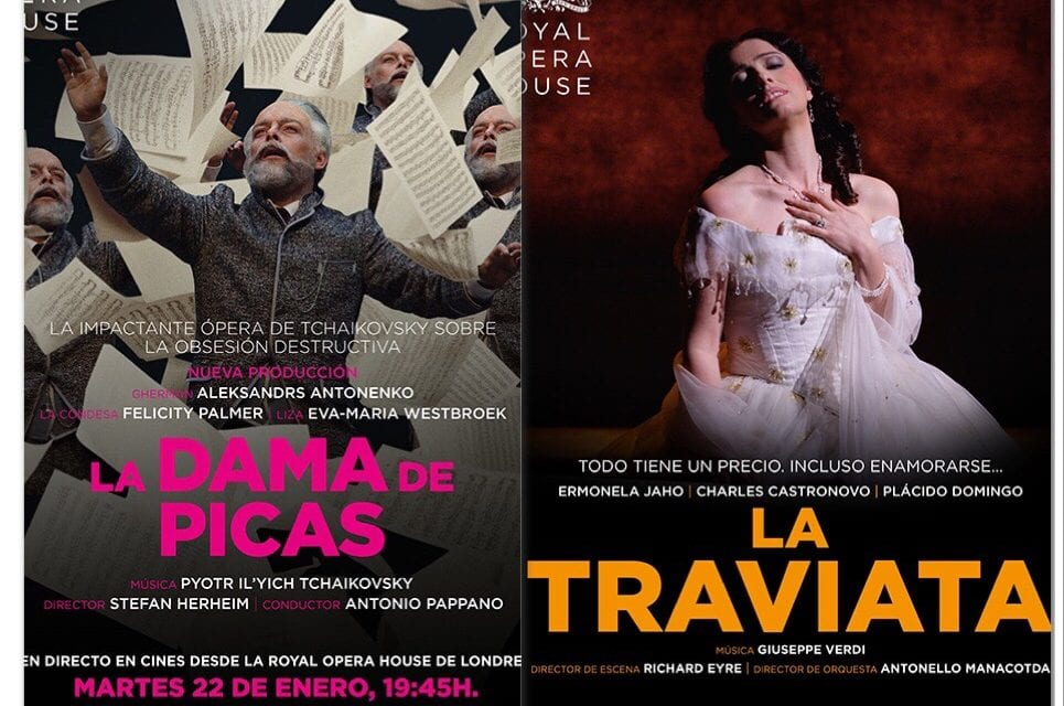 En 'El Cofre Suena' os invitamos a la ópera