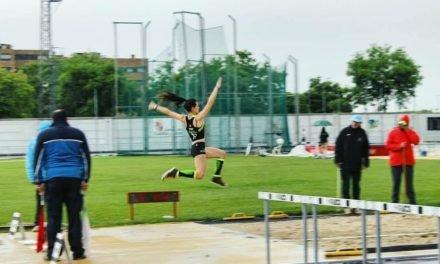 Te presentamos a Natalia Tejedor, campeona de España de salto de longitud