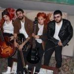 "The Clods Band: ""vas creando una cosa tan rara y tan divertida que al final te engancha"""