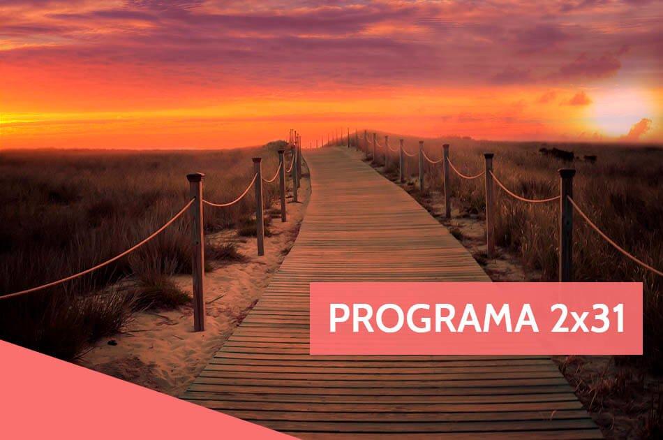 Programa 2×31: Lola Índigo, Curamos el bienestar y Guitarricadelafuente