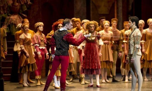 Romeo y Julieta: obra del Royal Ballet en directo desde Londres