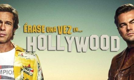 Tarantino nos trae su nueva película: Érase una vez en Hollywood