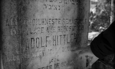 Adolf Hittler, la tumba de un judío