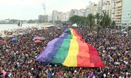 Río de Janeiro desafía a Bolsonaro y celebra el Orgullo LGBT