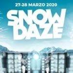 La segunda edición del Snowdaze se celebrará en el Pirineo Aragonés