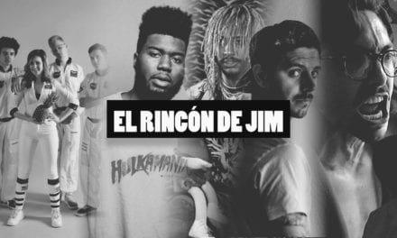 El Rincón de Jim – Funk, Electrónica y excentricidades