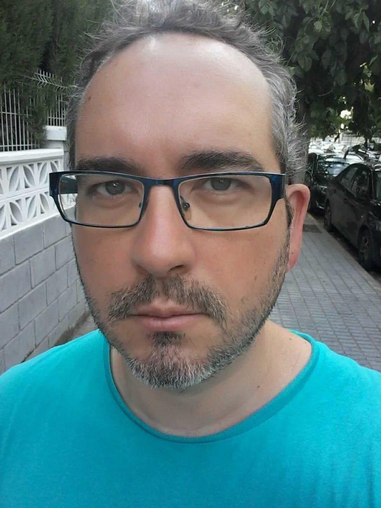 Paco Limón, uno de los directores de Sesión Salvaje