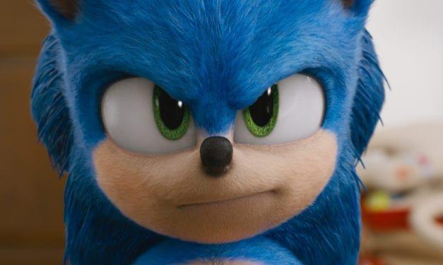 Sonic: la película, del píxel a la gran pantalla