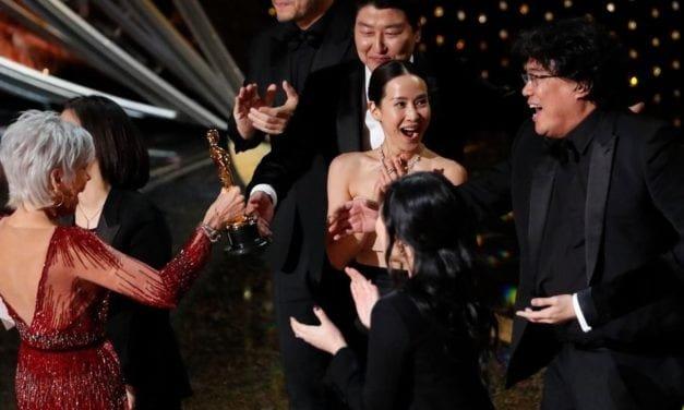 Parásitos: Corea del Sur triunfa en los Óscar 2020
