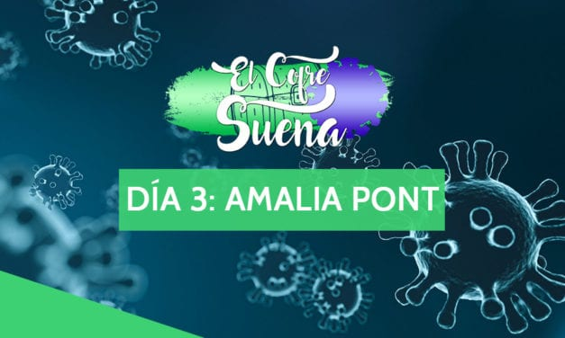 elCofrePandemia – Día 3: Arte en This is Art con Amalia Pont