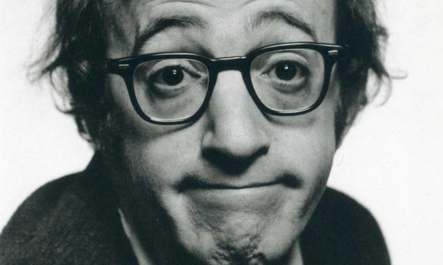 Al recuerdo de Woody allen