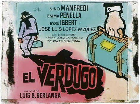 De cine español: El verdugo