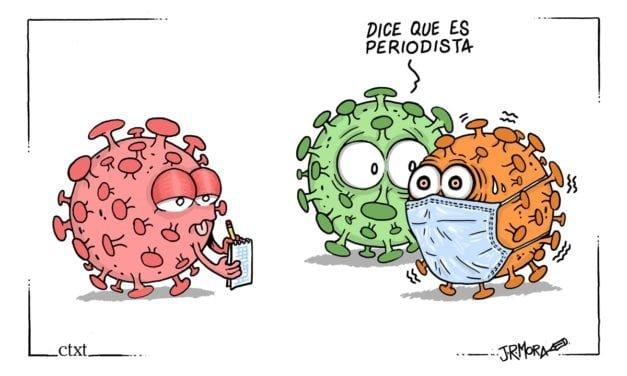 Coronavirus: Momento para la responsabilidad y el humor