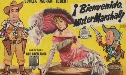 De cine español: ¡Bienvenido, Míster Marshall!