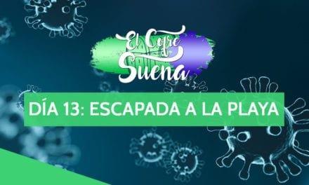 elCofrePandemia – Día 13: Escapada a la playa en cuarentena