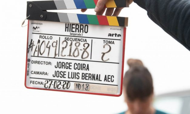 ¡Vuelven las series! La temporada 2 de 'Hierro' retoma su rodaje