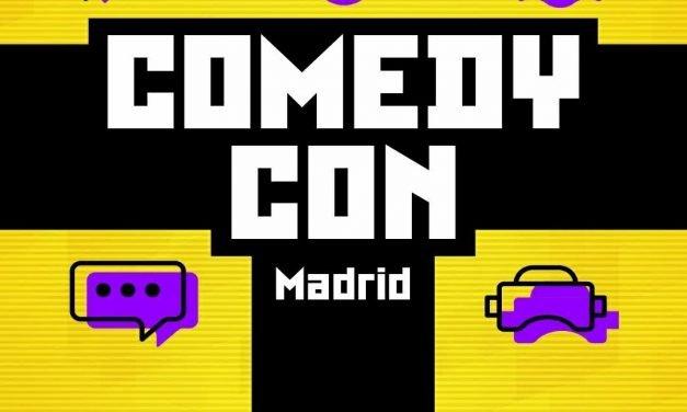 El open mic Comedy Con vuelve a la velocidad de la luz