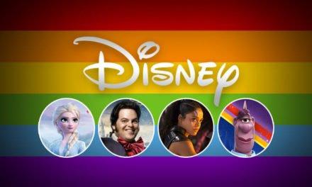 Disney y LGTBI: Aunque la mona se vista de arcoíris…