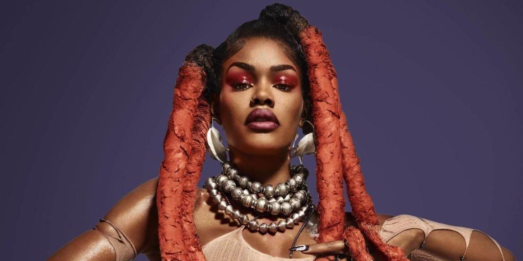 Imagen promocional de Teyana Taylor para The Album