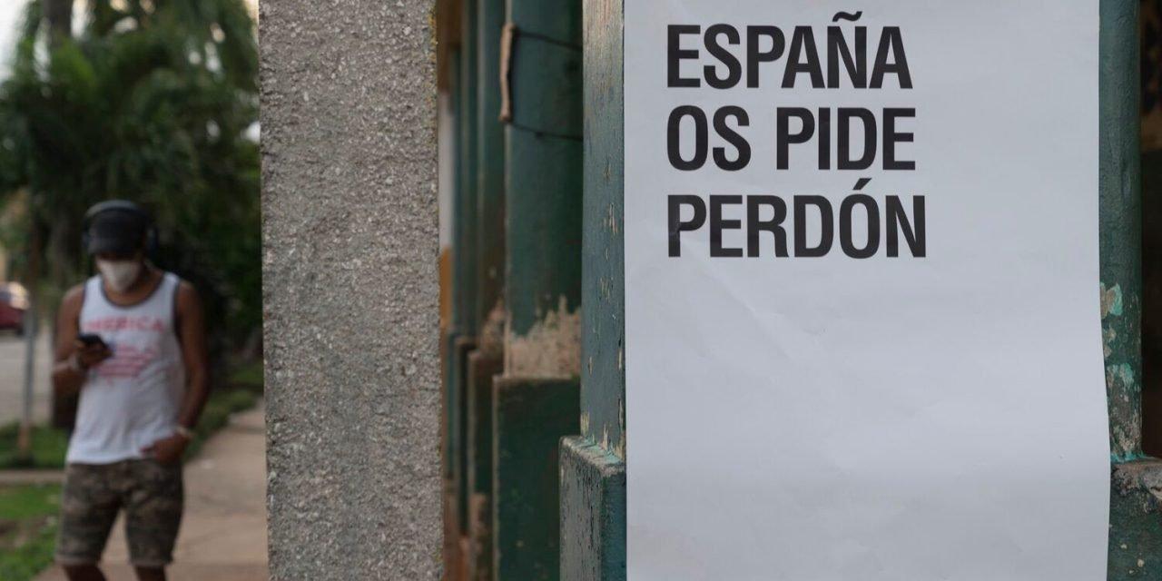 """""""España os pide perdón"""", la disculpa por el colonialismo"""