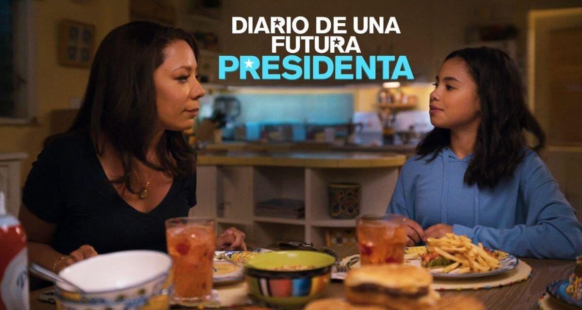Diario de una futura presidenta, la serie LGTB+ de disney+ que quizá no conoces