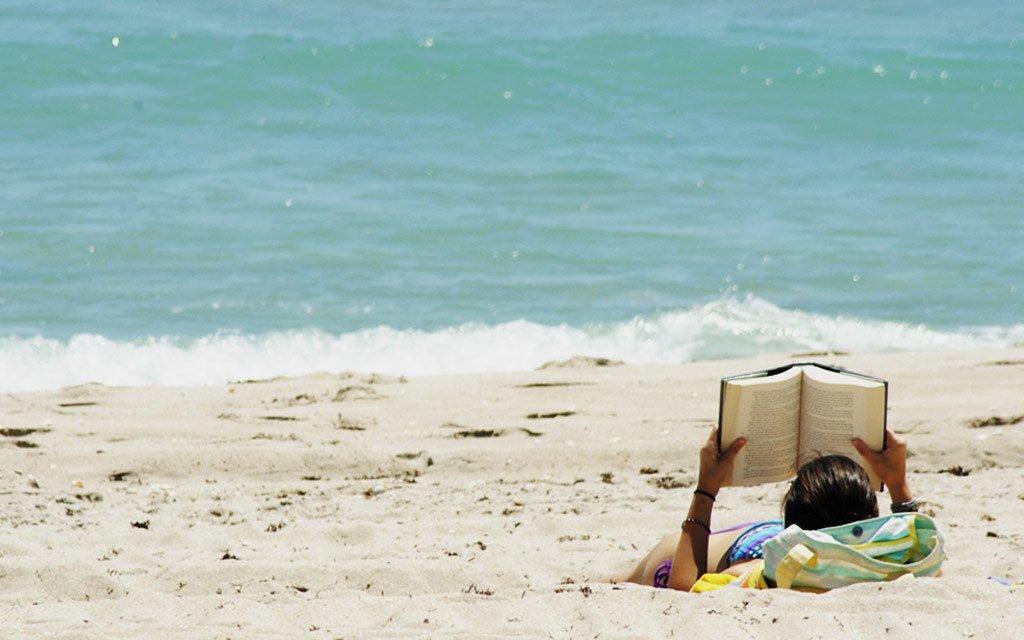 Cinco libros que puedes leer en verano